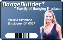 BadgeBuilder® Sample Badge
